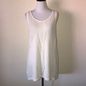 Cabi tennis tank top